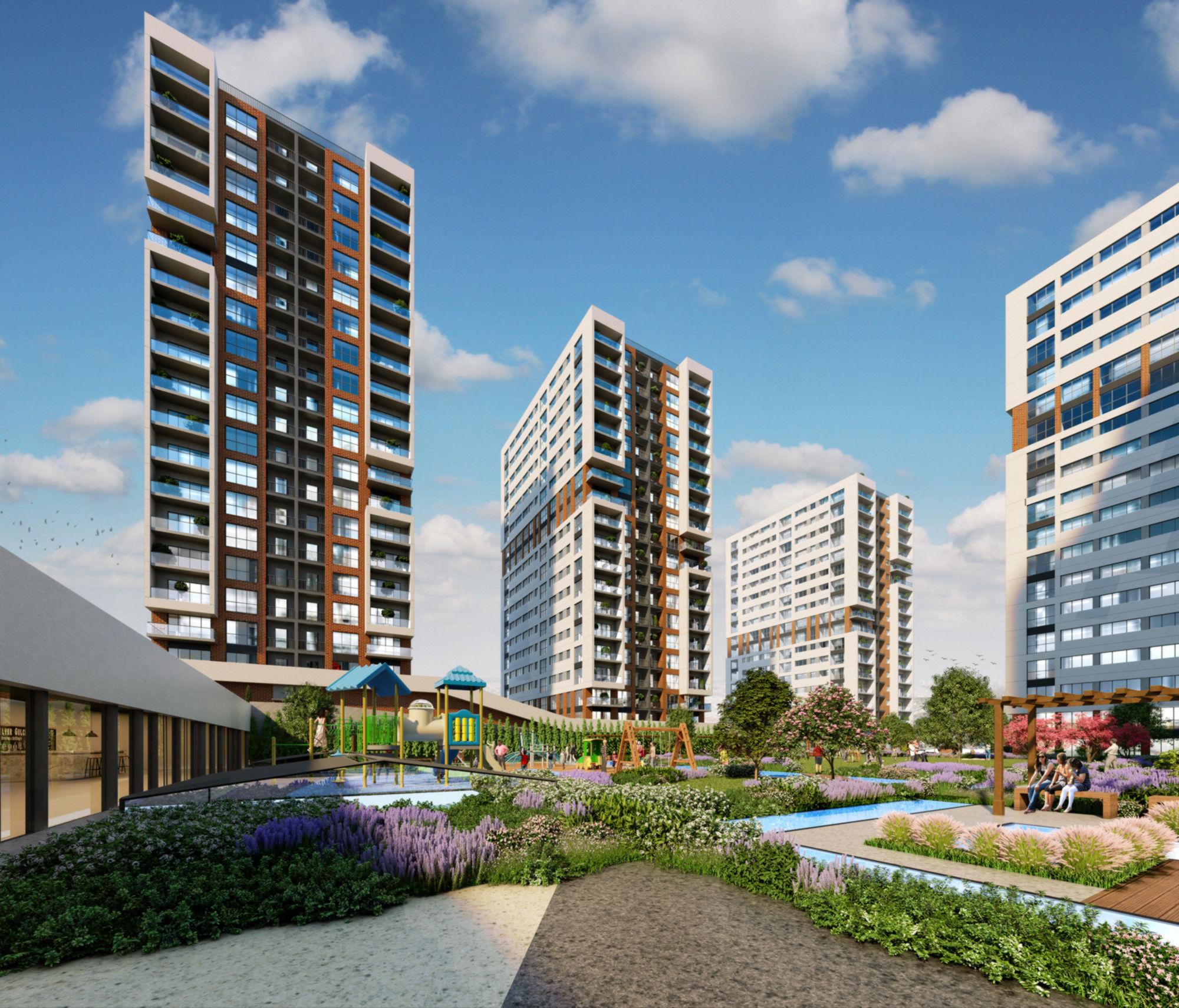 Bahçeşehir YA.622 Project